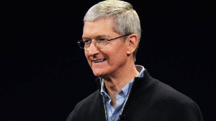 iDonate: Apple CEO to give away multimillion fortune to charity