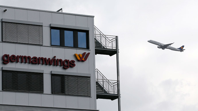 Financial ramifications of Germanwings crash for Lufthansa