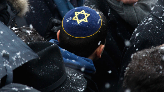 'Humiliating': French rabbi told to take off kippa before voting at polling station