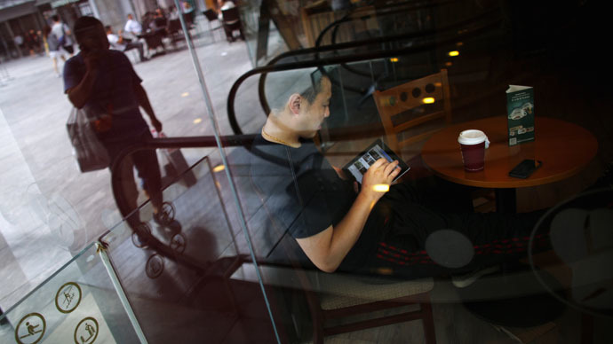 AT&T captures users' internet browsing habits to personalize ads