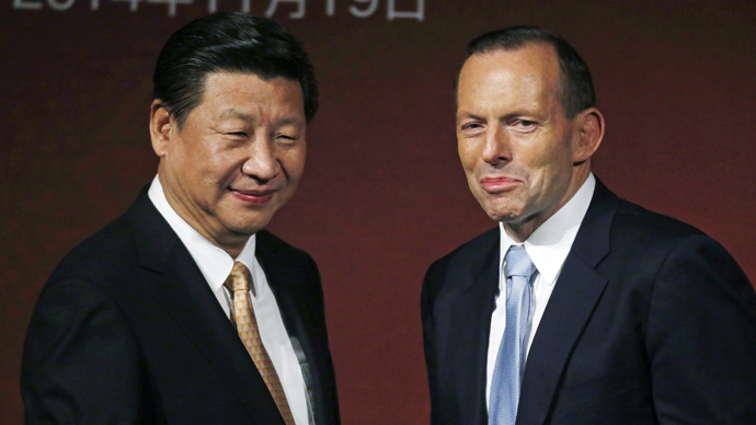 ​Beijing calling: Australia & Denmark defy US by applying to join China-led bank