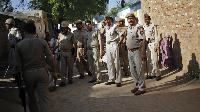 1,000 arrests: Indian police candidates hire impersonators to pass entry test