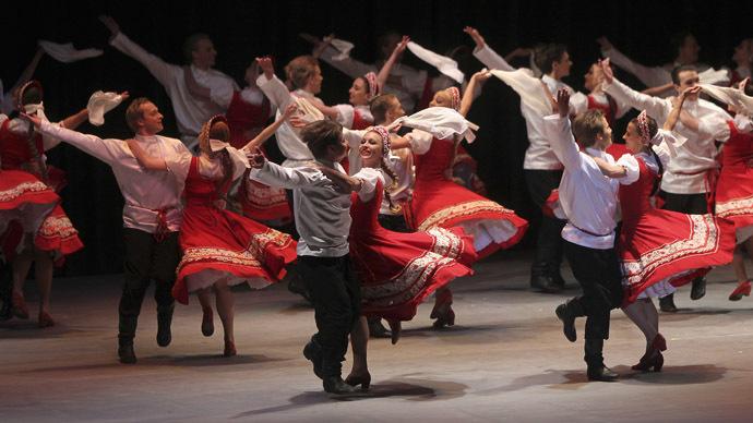 'Dancing is pain': Igor Moiseyev ballet dancers take RT backstage