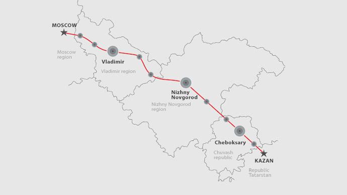 Source: Russian Railways