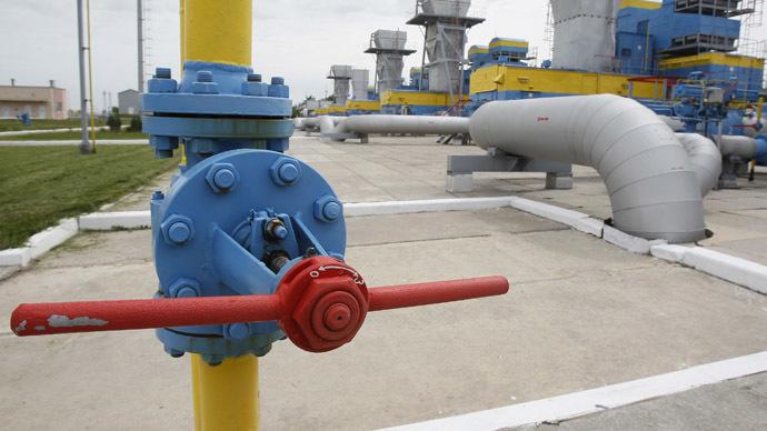 Ukraine's Naftogaz suggests Gazprom extend 'winter gas package'