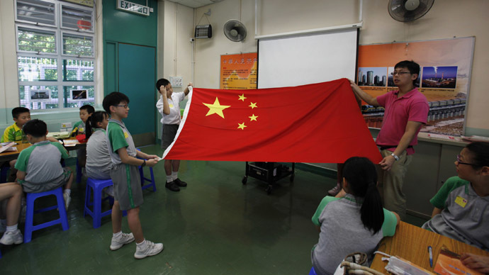 ​'Propaganda': Chinese-funded Mandarin lessons in UK schools 'whitewash' human rights