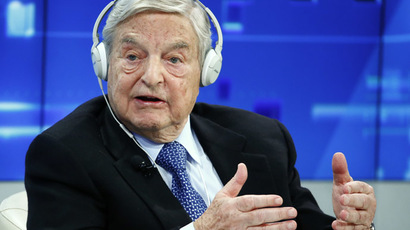 'Self-appointed advocate of new Ukraine': Soros emails leaked by anti-Kiev hackers