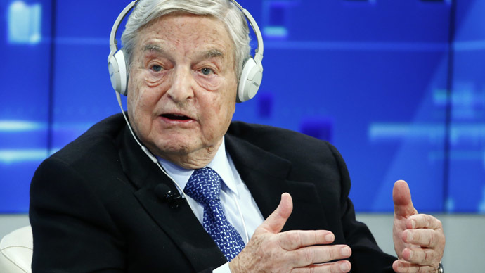 George Soros ready to invest $1bn in Ukraine