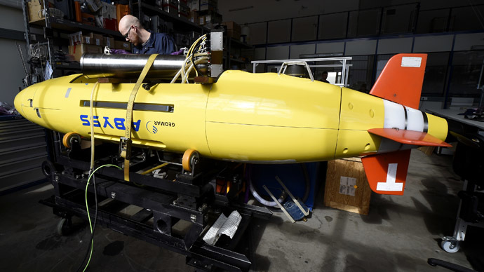 ​U-drones: Britain to spend £17mn on unmanned underwater vehicles