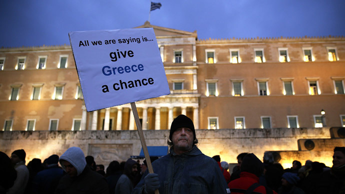 ​Greece to turn to Russia for economic help - media