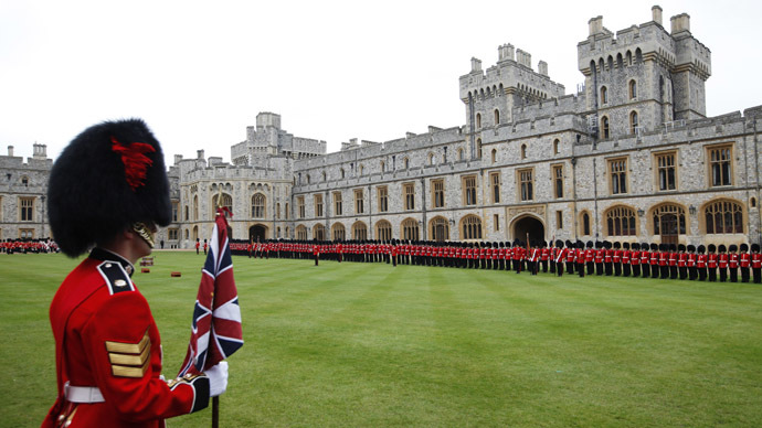 Fair pay, ma'am! Queen's staff prepare to take industrial action over low pay