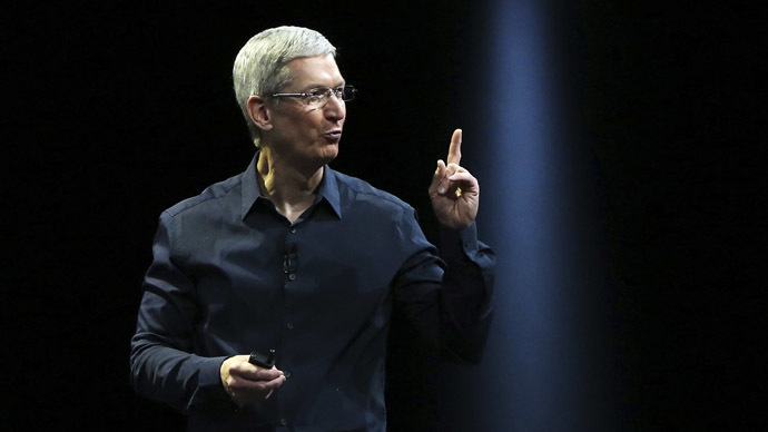 'Enshrining discrimination': Apple CEO hits out at US wave of religious legislation