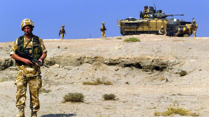 ​'Human rights law should not apply to the battlefield' – UK think tank