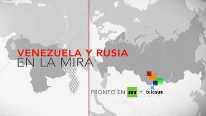 RT and Venezuela TeleSUR journalists unite to provide fresh perspective on news