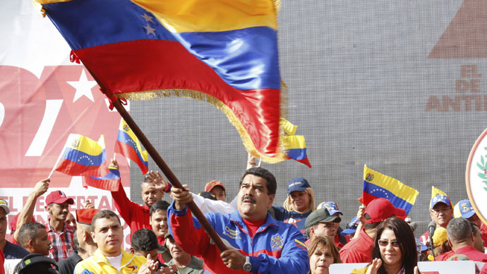 ​5mn Venezuelans sign petition against US aggression & interference
