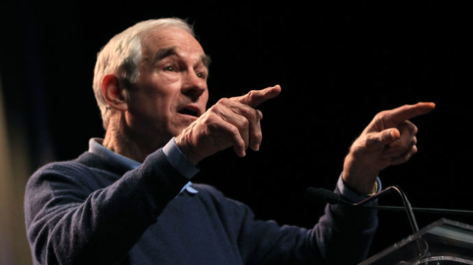 ​IMF policies in Ukraine irresponsible – Ron Paul