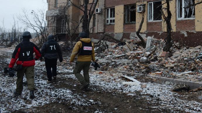 RIA Novosti / Mikhail Voskresenskiy