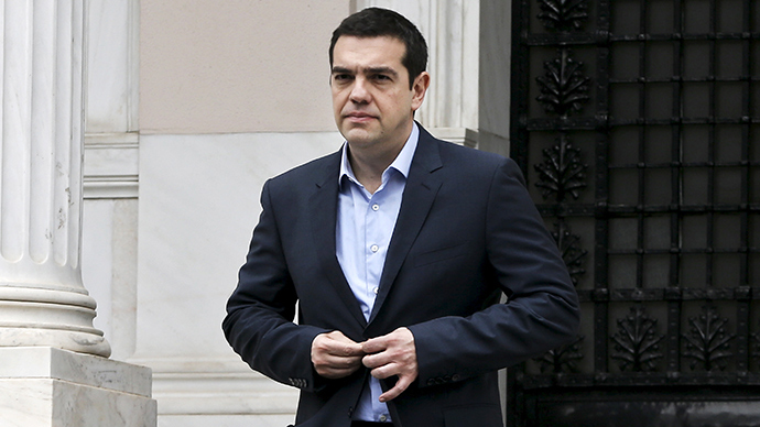 Economic war against Russia 'dead-end policy' – Greek PM