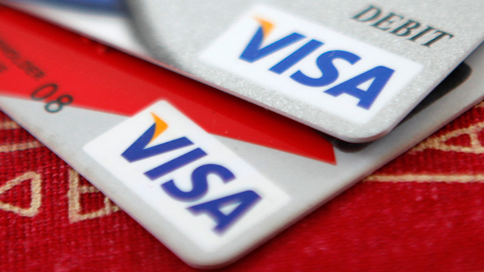 Visa to pay $60mn guarantee as it misses Russian data deadline