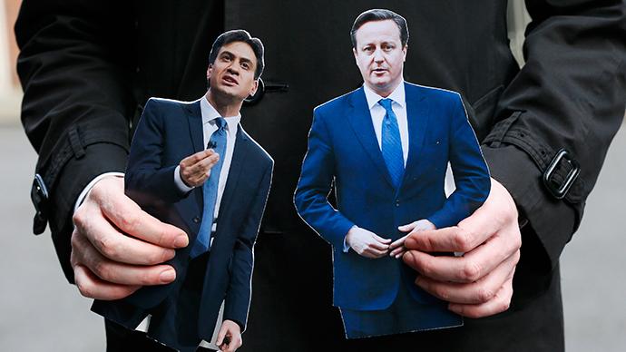 #PeopleNotPolls: Labour & Tories sugarcoating future austerity, says govt adviser