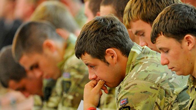 6 veterans per day seeking post-traumatic stress help – military charity