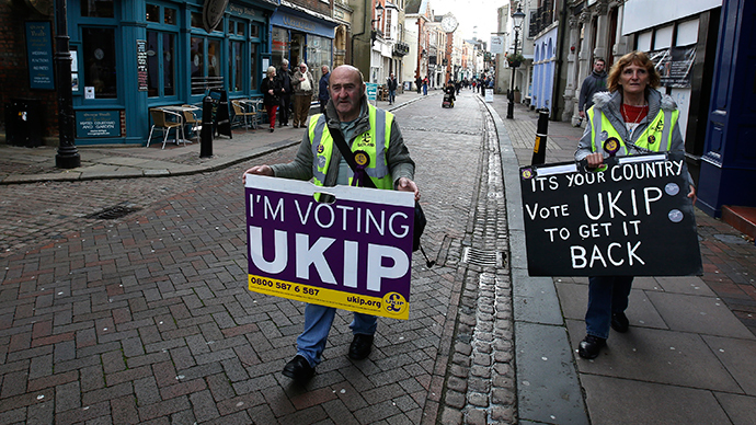 'Extradite Obama to Israel, lock the b*stard up': UKIP candidate resigns over FB post