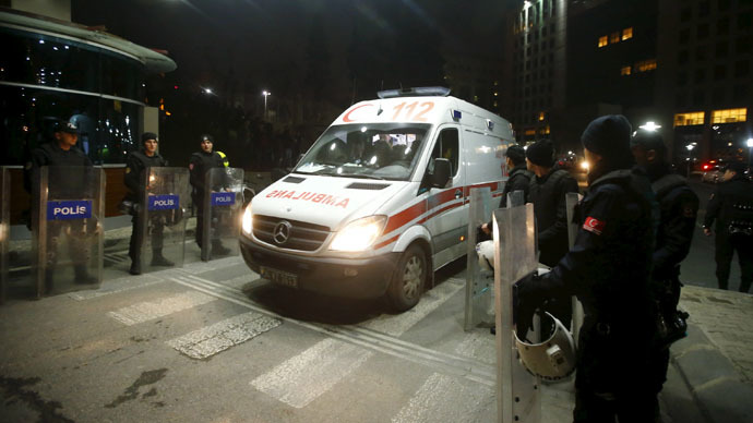 Istanbul hostage standoff: Captors killed in police op, rescued prosecutor dies in hospital