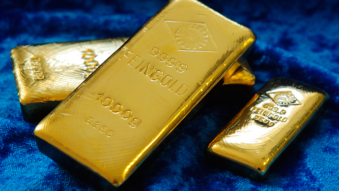 World could run out of minable gold in 20 yrs - report