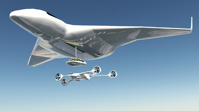 'Flying gas stations' could enable super long-haul flights of the future, say scientists
