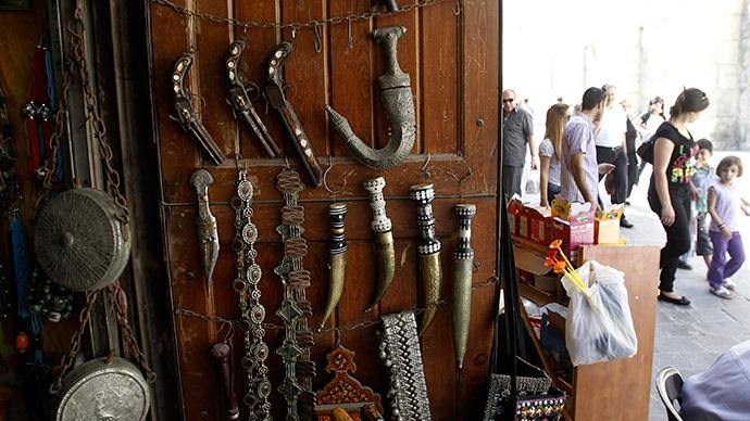 Legislators call for US Treasury sanctions against dealers of looted Syrian antiquities
