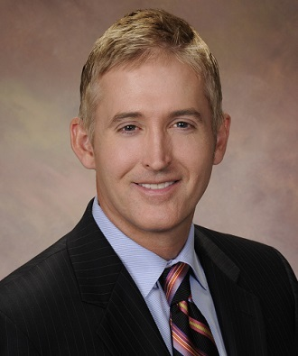 Rep. Trey Gowdy (R-South Carolina) heads the House Select Committee on Benghazi (House of Representatives)