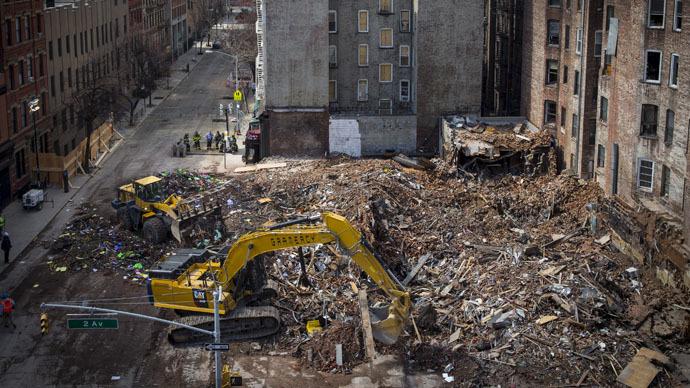 Manhattan explosion highlights illegal gas hookups