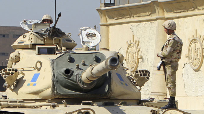 US lifts Egypt arms ban, sends $1.3bn in weapons