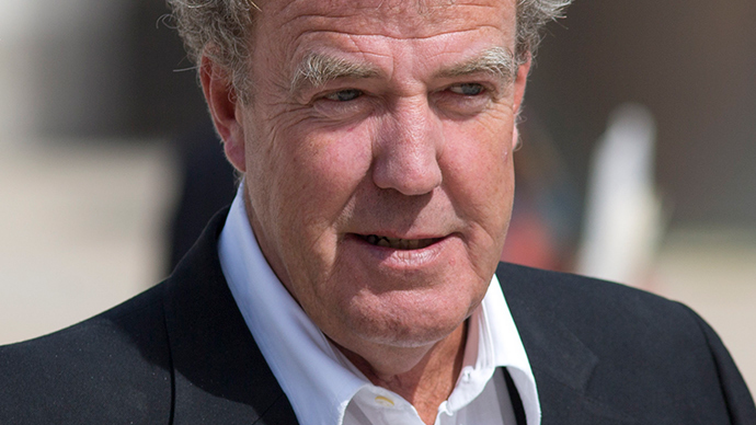 Broadcaster Jeremy Clarkson (Reuters / Neil Hall)