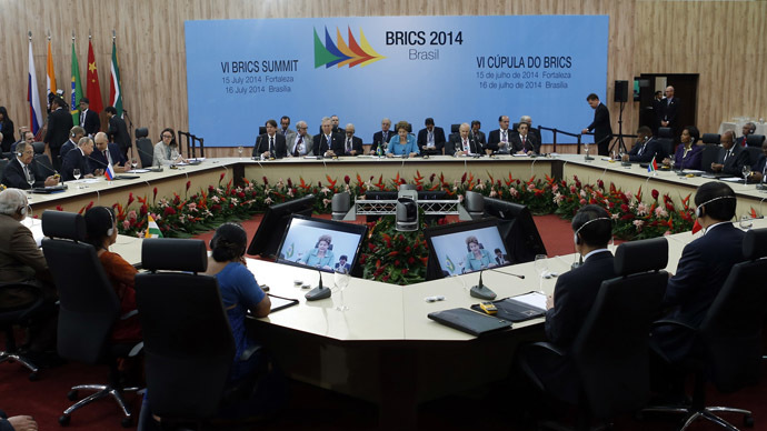 ​BRICS leadership passes to Russia, $100bn development bank 'main priority'