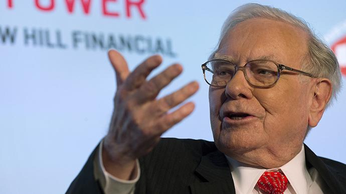'The euro without Greece isn't that bad' – Warren Buffett