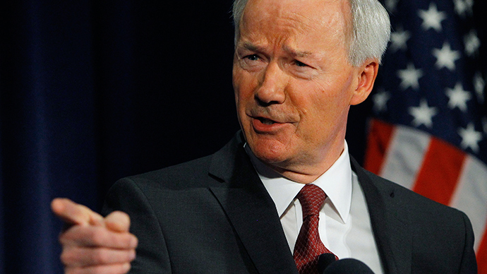 'Arkansas wants to be a place of tolerance': Governor refuses to sign religious freedom bill