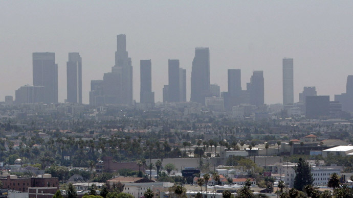 'Second-hand smog' from Asia found in California
