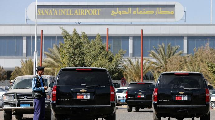 Russian evacuation plane denied landing in Yemen, diverts to Cairo
