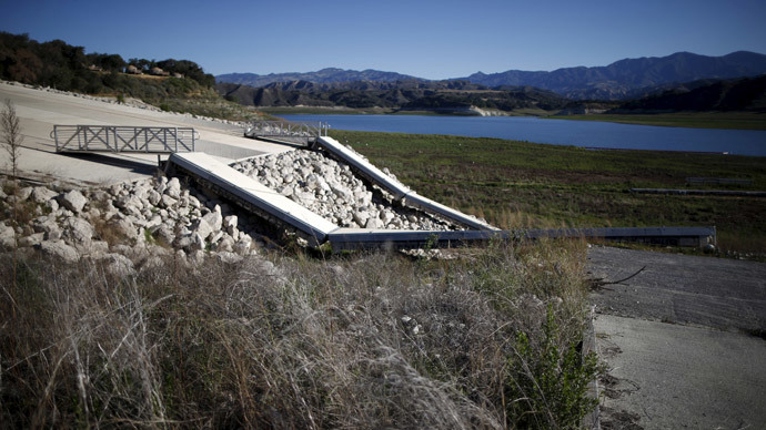 'This historic drought demands unprecedented action': California issues 1st mandatory water restrictions