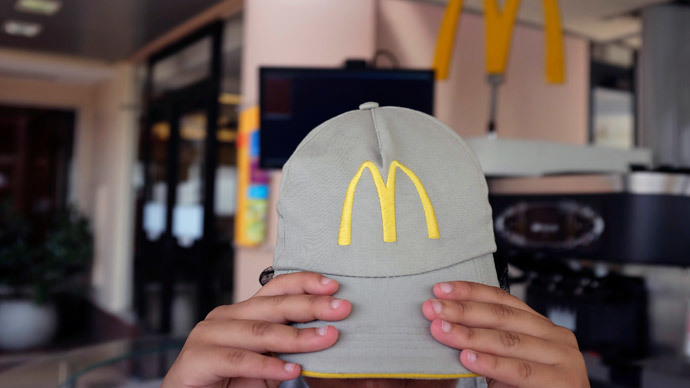 McDonald's raises pay, improves benefits for 90,000 employees