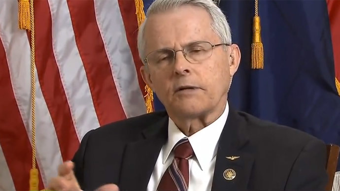 ISIS singles out Virginia senator as 'crusader' and 'enemy'