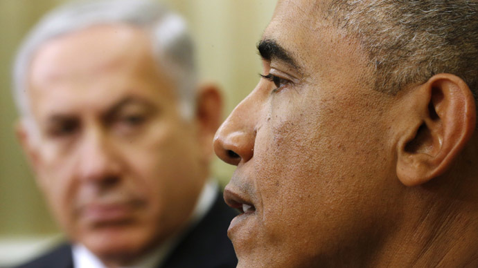 Democrats to Obama: Keep pushing for 2-state solution for Israel, Palestine