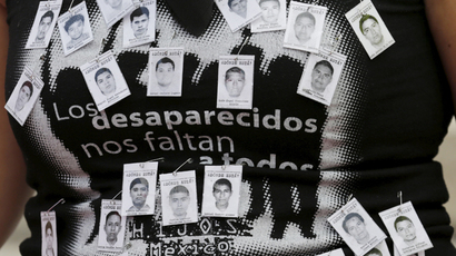 'Bad govt' fail: Mexican parents ask gang leader to help find sons