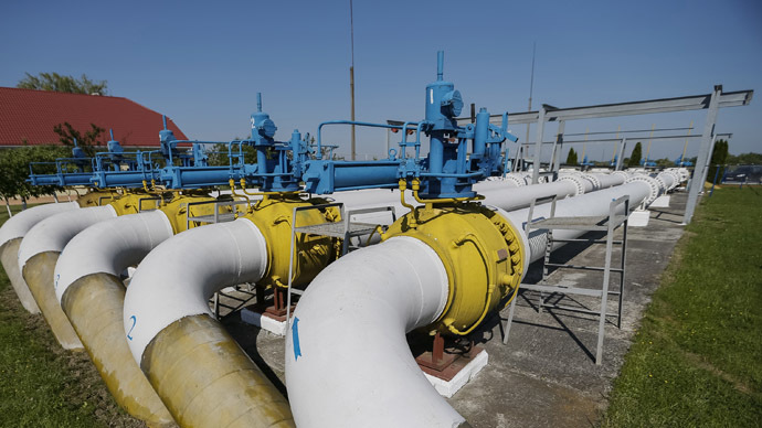 Ukraine and Russia sign 3-month gas deal at $248
