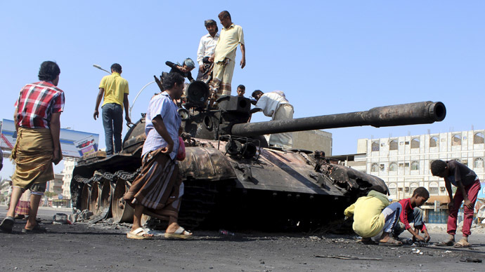 Sanaa-tized? Rights groups sue State Dept for refusing to evacuate 1,000s of Americans from Yemen
