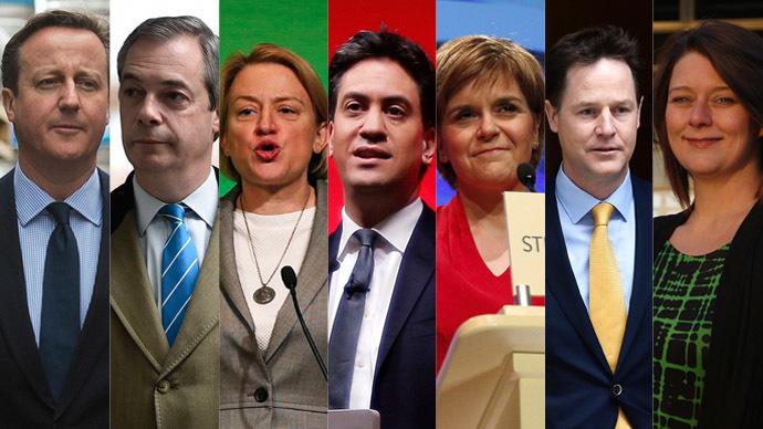 General Election Leaders' Debate