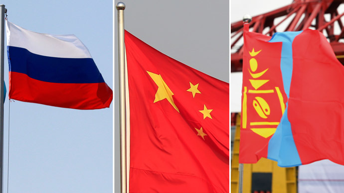 China proposes economic corridor with Russia and Mongolia