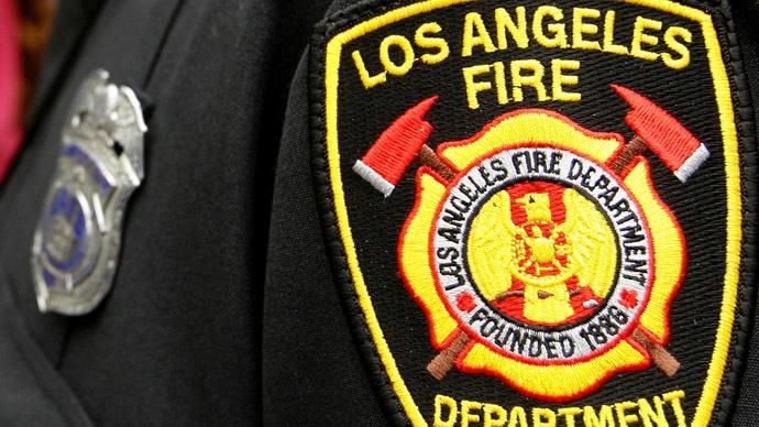 LA hotel inferno: 1 dead, people jump from windows to escape