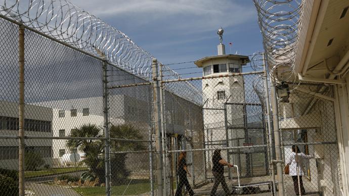 'KKK' guards arrested for plotting black inmate's murder